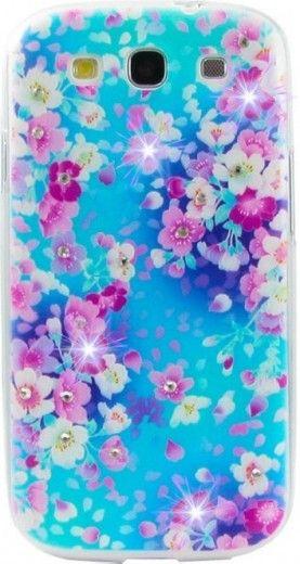 Панель Diamond Silicone LG Spirit Summer Colours