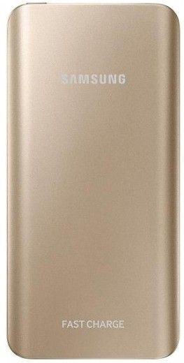 Портативная батарея Samsung Fast Charging Battery Pack 5200 mAh Gold (EB-PN920UFRGRU)