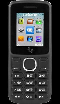 Мобильный телефон Fly FF179 Black