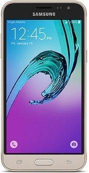 Мобильный телефон Samsung Galaxy J3 (2016) Gold (SM-J320HZDDSEK)