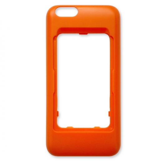 Чехол Elari CardPhone Case for iPhone 6 Plus /6s Plus Orange (LR-CS6PL-RNG)