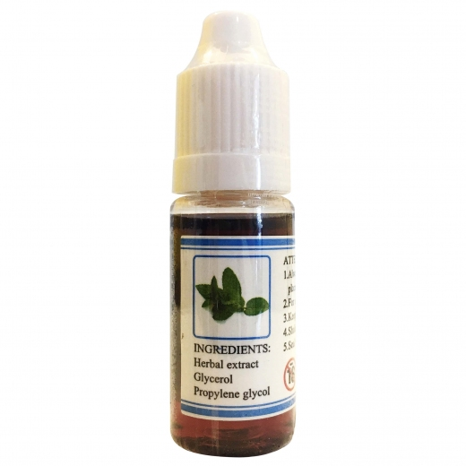 Жидкость для электронных сигарет E-juice Neutral Package Menthol 12 мг/мл