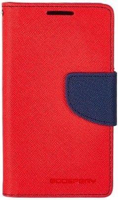 Чехол-книжка Book Cover Goospery Lenovo A6000 Red