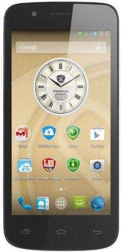 Мобильный телефон Prestigio MultiPhone 5504 DUO White