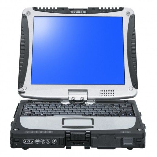 Ноутбук Panasonic Toughbook CF-19 (CF-19ZZ001M9)