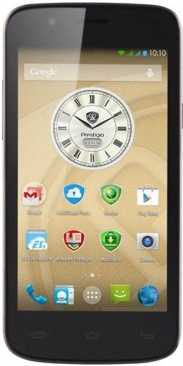 Смартфон Prestigio MultiPhone 5453 Duo White