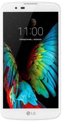 Мобильный телефон LG K410 K10 White (LGK410.ACISWH)