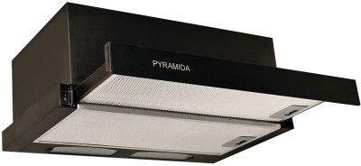 Вытяжка PYRAMIDA TL 50 (1100) black/U