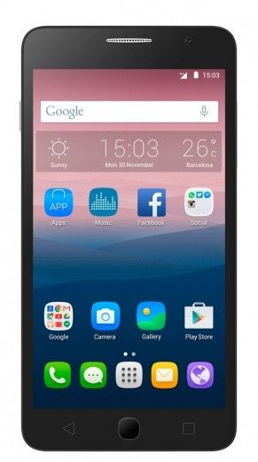 Мобильный телефон Alcatel OneTouch 5022D White
