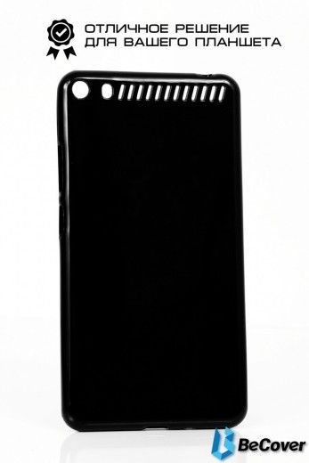 Силиконовый чехол-книжка BeCover для Lenovo Phab Plus PB1-770M Black
