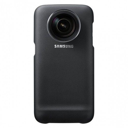 Чехол Lens Cover Samsung Galaxy S7 Edge Black (ET-CG935DBEGRU)