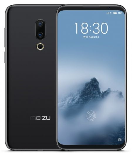 beb2036031046 Смартфон Meizu 16th 8/128Gb Midnight Black - фото - интернет-магазин  электроники и
