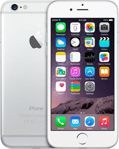 Мобильный телефон Apple iPhone 6S 128GB Silver