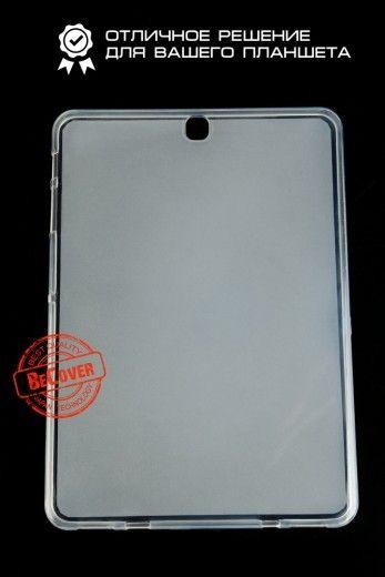 Силиконовый чехол BeCover для Samsung Tab A 9.7 T550/T555  Transparanse
