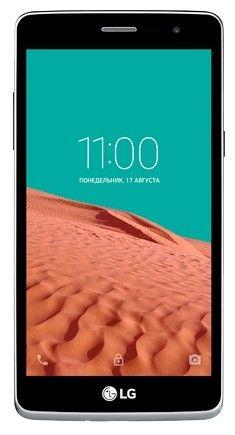 Смартфон LG Max X155 Bronze Gold