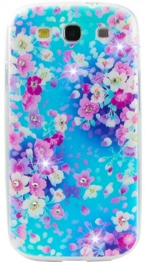 Панель Diamond Silicone Samsung J110 Summer Colours