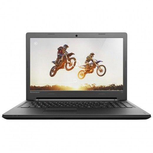Ноутбук Lenovo IdeaPad 100-15 (80QQ008FUA) Black