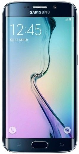Мобильный телефон Samsung Galaxy S6 Edge 128GB G925F (SM-G925FZKFSEK) Black