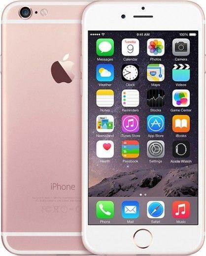 Мобильный телефон Apple iPhone 6S 128GB Rose Gold