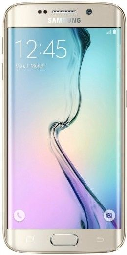 Мобильный телефон Samsung Galaxy S6 Edge 128GB G925F (SM-G925FZDFSEK) Gold