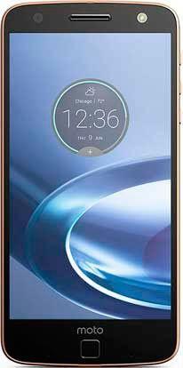 Мобильный телефон Motorola Moto Z Force Dark Gold