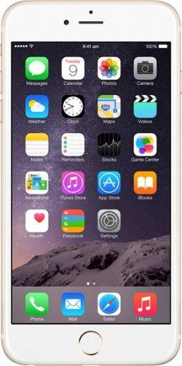 Мобильный телефон Apple iPhone 6 Plus 128GB Gold