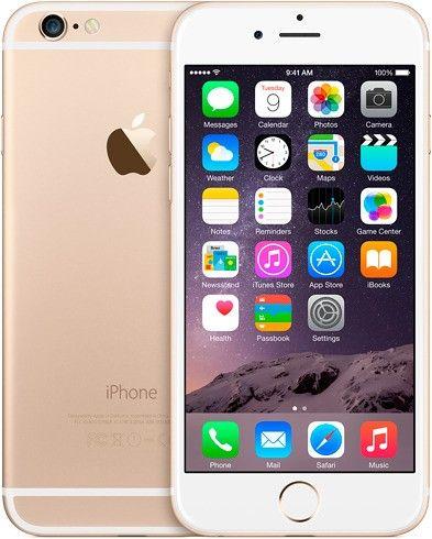 Мобильный телефон Apple iPhone 6S Plus 128GB Gold