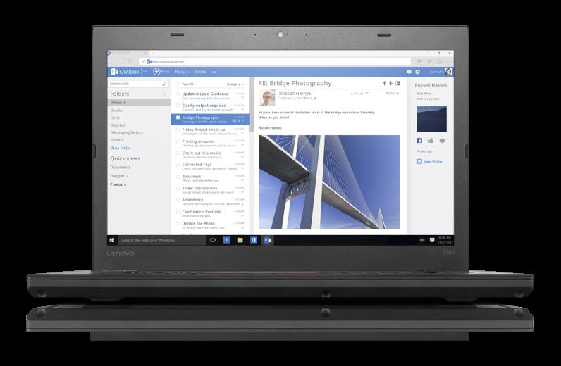 Ноутбук LENOVO ThinkPad T460 (20FNS04200)