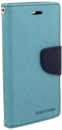 Чехол-книжка Book Cover Goospery Lenovo A6010 Blue