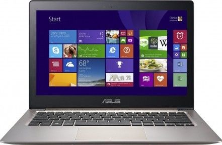 Ноутбук ASUS Zenbook UX303UA (UX303UA-R4054R) Smoky Brown