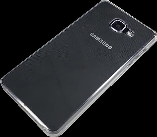 Чехол-накладка Samsung Cover Case для Galaxy A5 2016 Clear (EF-AA510CTEGRU)