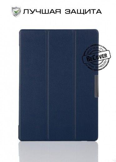 Чехол-книжка BeCover Smart Case для Lenovo Tab 2 A10-30 Deep Blue