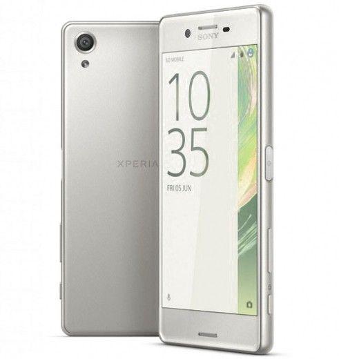 Мобильный телефон Sony Xperia Duos Silver