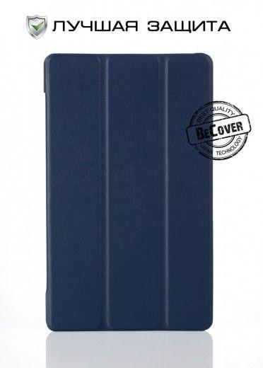 Чехол-книжка BeCover Smart Case для Lenovo Yoga Tablet 3-850 Deep Blue