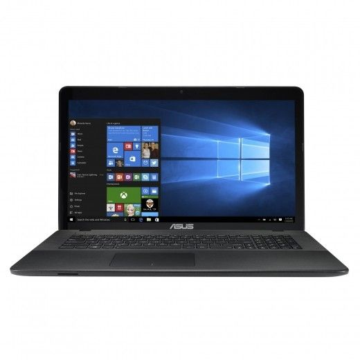 Ноутбук ASUS X751MJ (X751MJ-TY003D) (90NB0821-M00310) Black