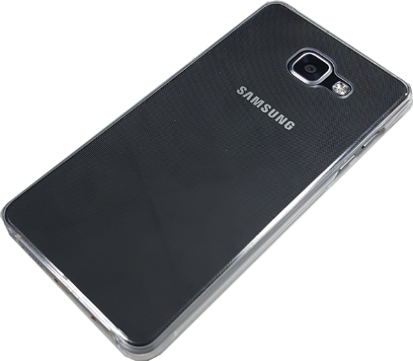 Чехол-накладка Samsung Cover Case для Galaxy A7 2016 Clear (EF-AA710CTEGRU)