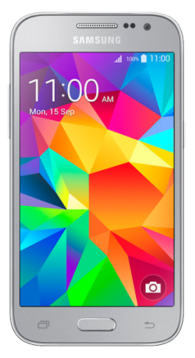 Мобильный телефон Samsung Galaxy Core Prime SM-G361H Silver