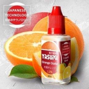 Жидкость для электронных сигарет Yasumi Orange Osaka 6 мг/мл
