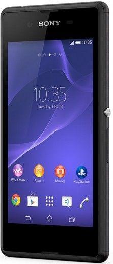 Смартфон Sony Xperia E3 Dual D2212 Black