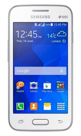 Мобильный телефон Samsung Galaxy Ace 4 Duos SM-G313HU DS Ceramic White