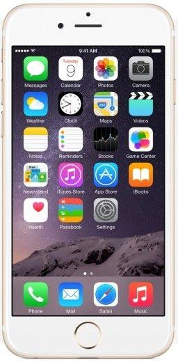 Мобильный телефон Apple iPhone 6 64GB Gold