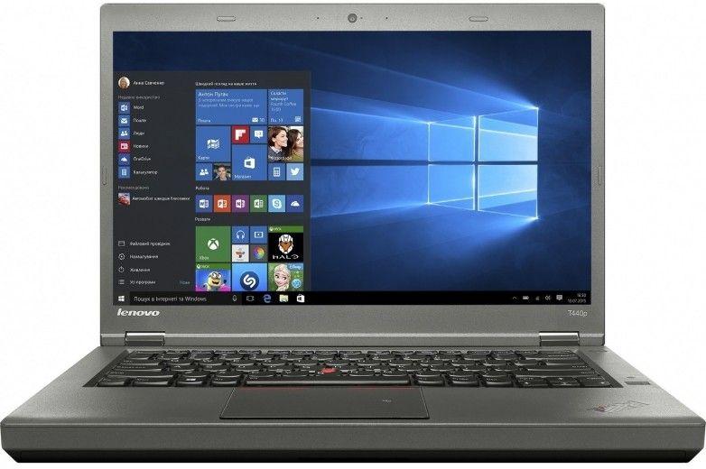 Ноутбук LENOVO ThinkPad T440p (20ANS0A100)