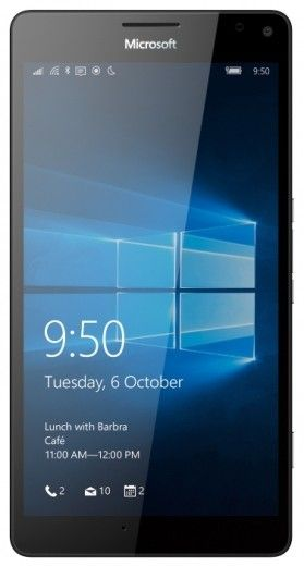 Мобильный телефон Microsoft Lumia 950 XL White