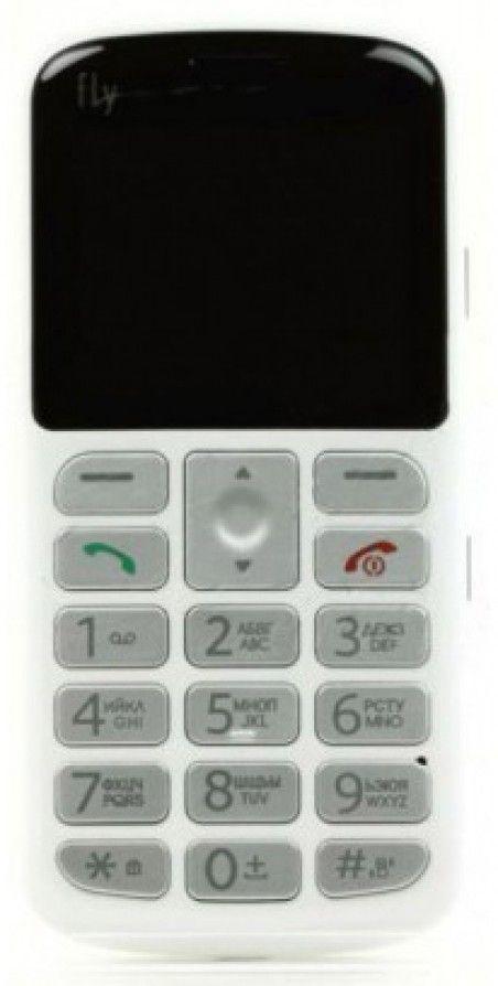 Мобильный телефон Fly Ezzy 6 White