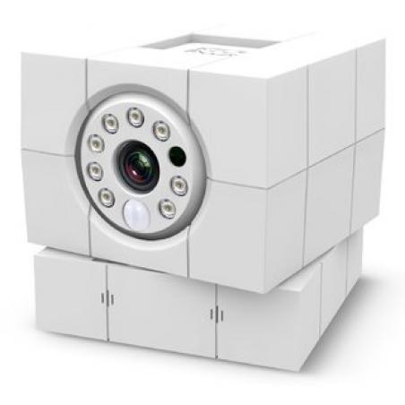 Камера видеонаблюдения Amaryllo iCam Plus White