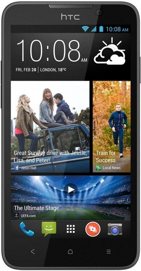 Мобильный телефон HTC Desire 516 Dual Sim Dark Grey