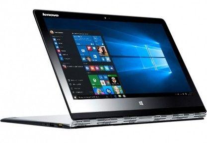 Ноутбук Lenovo Yoga 3 Pro (80HE016CUA) Silver