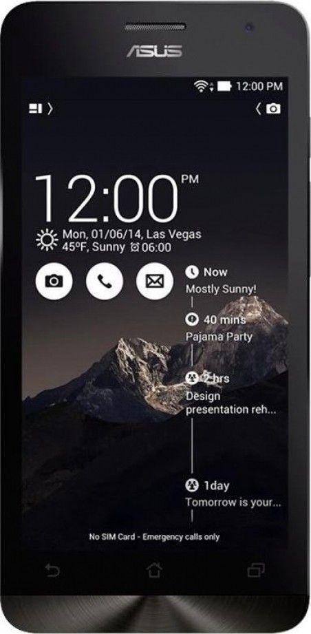 Мобильный телефон Asus ZenFone C (ZC451CG) Gold