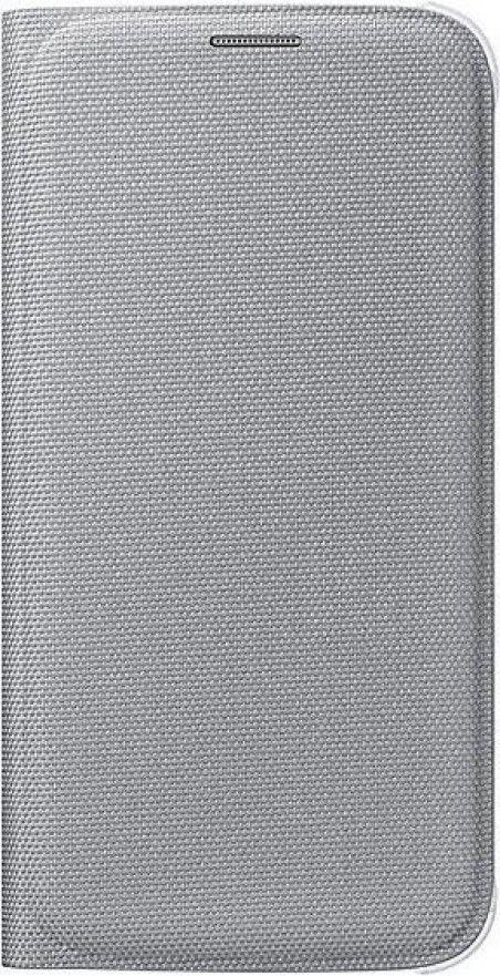 Чехол Samsung Zero для Samsung Galaxy S6 Silver (EF-WG920BSEGRU)
