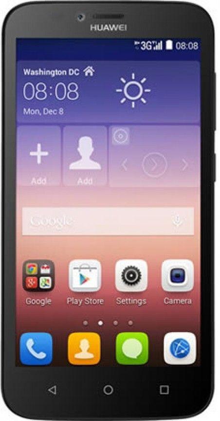 Мобильный телефон Huawei Ascend Y625 Black